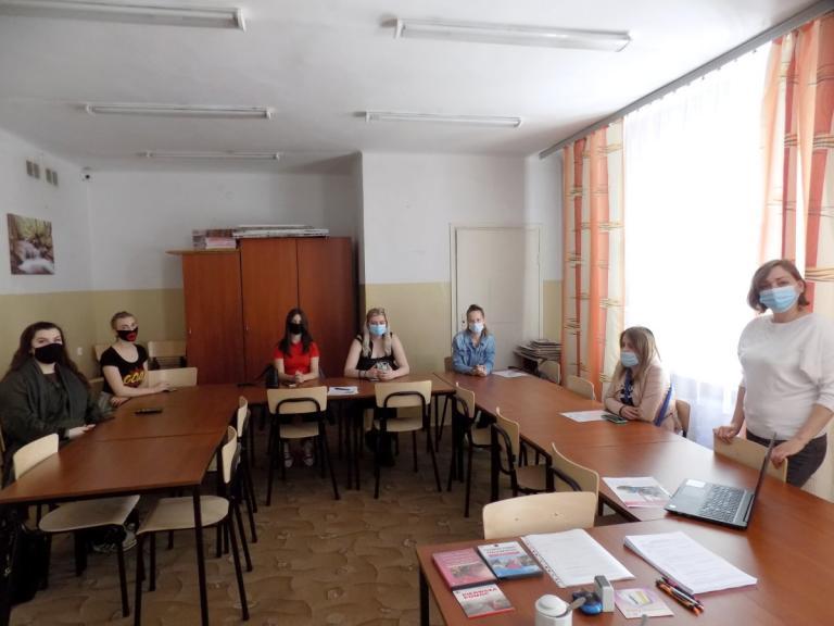 Szkolenie BHP dla uczestników staży zawodowych