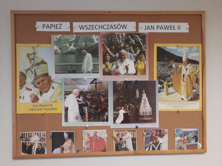 Papież Wszechczasów Jan Paweł II