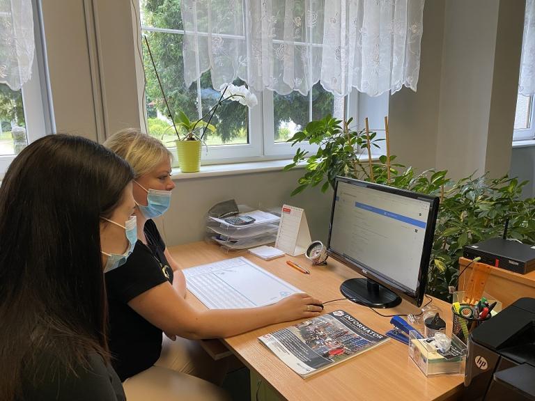 Akcja Lato w Młodzieżowym Centrum Kariery w Człuchowie