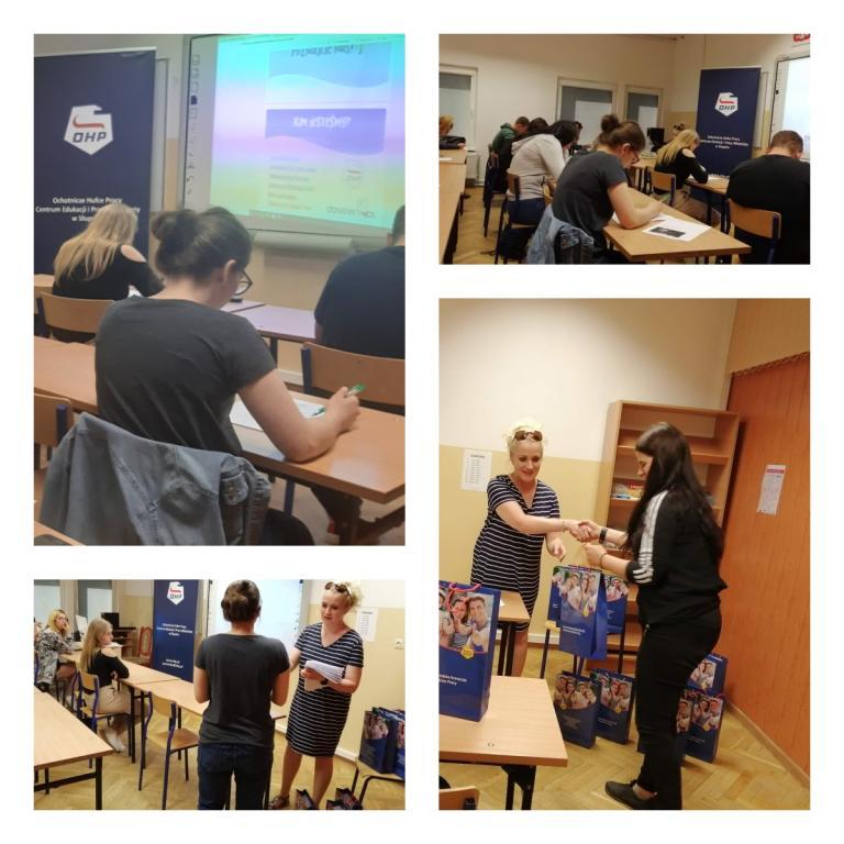 Kalejdoskop zawodów w Centrum Edukacji i Pracy Młodzieży w Słupsku