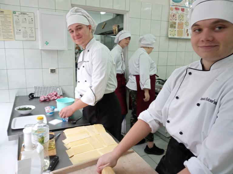 Konkurs kulinarny w Bełchatowie