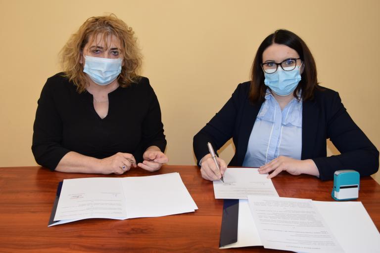 Porozumienie o współpracy z Powiatowym Urzędem Pracy w Tczewie