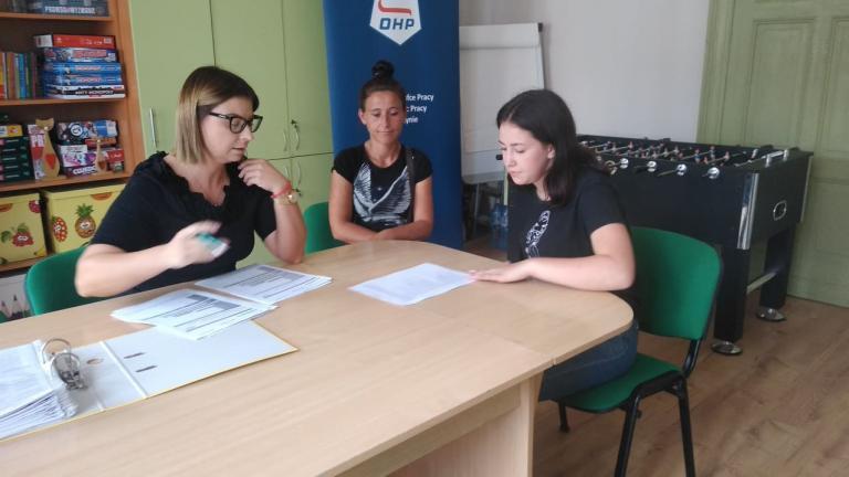 Spotkanie z pośrednikiem pracy w Kwidzynie
