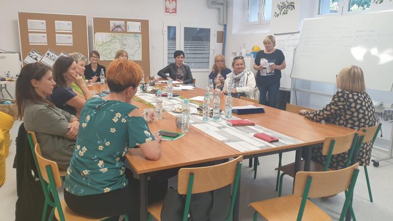 Spotkanie Powiatowej Sieci Doradców Zawodowych Powiatu Gdańskiego