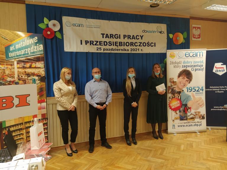 Targi Pracy i Przedsiębiorczości w Słupsku