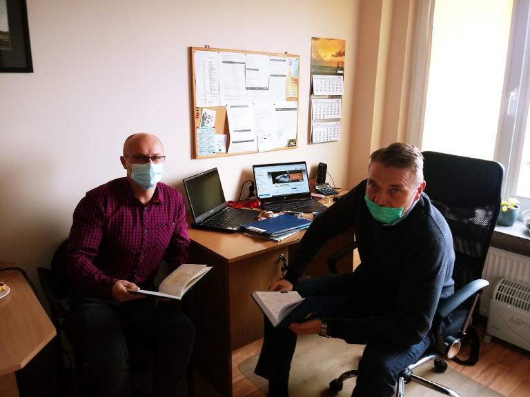 Współpraca 11-19 Hufca Pracy w Słupsku z organizacją pozarządową