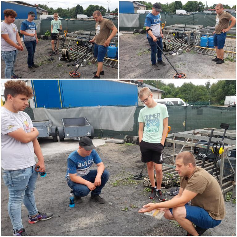 Akcja Lato w 11-23 Hufcu Pracy w Słupsku