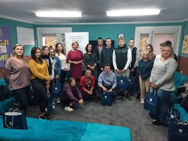 Regionalne Spotkanie Młodzieży Aktywnej w Grudziądzu