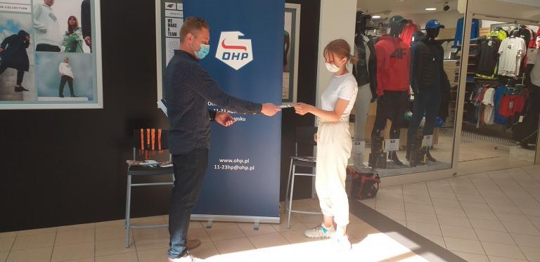 Wspólne promowanie jednostek 11-23 HP i CEiPM w Słupsku