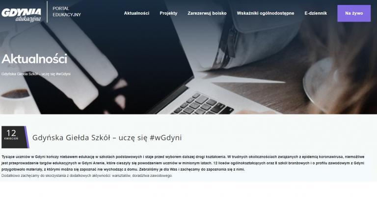 Gdyńska Giełda Szkół i Zawodów