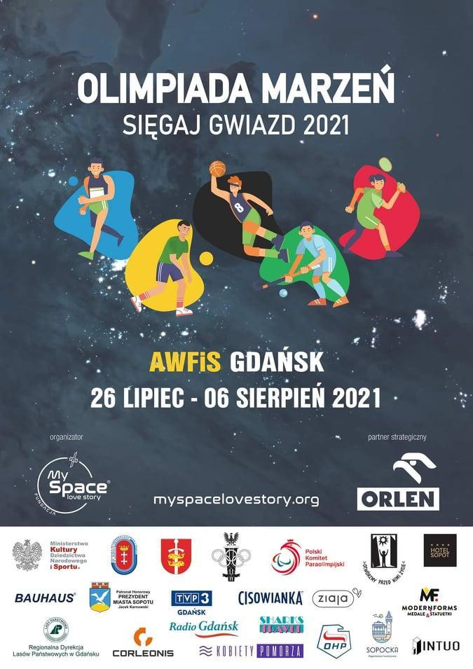 Olimpiada Marzeń - Sięgaj Gwiazd 2021