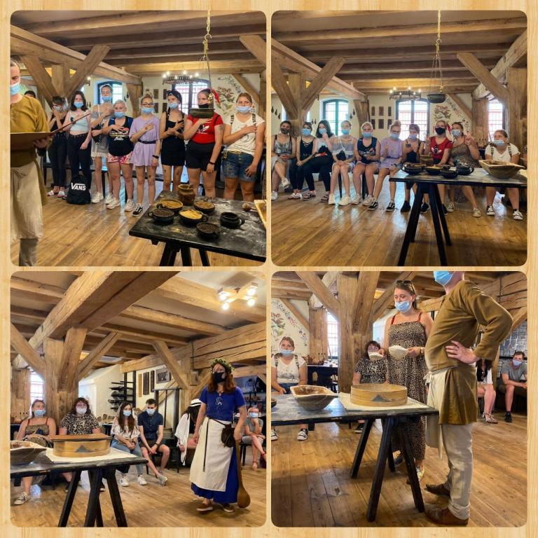 Wycieczka do Żywego Muzeum Piernika
