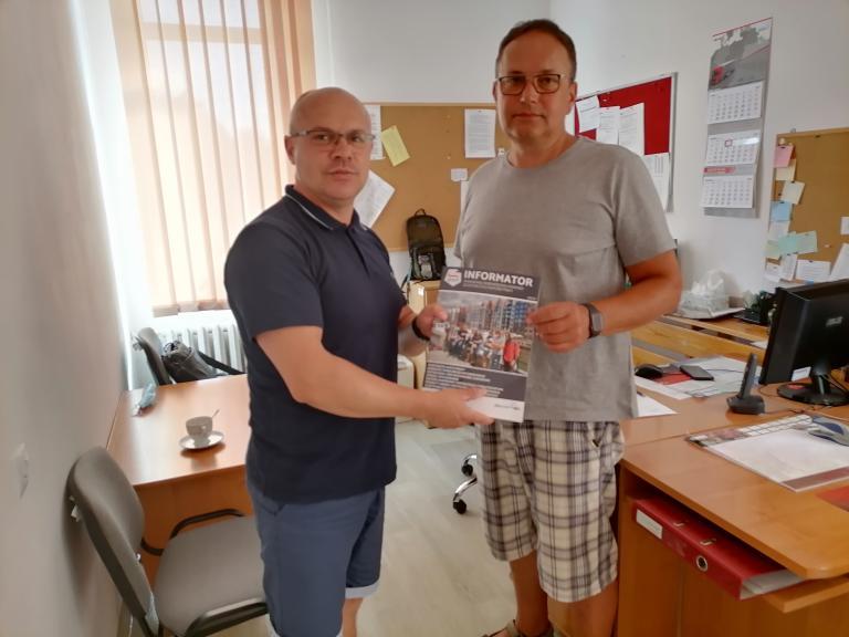 11-19 Hufcu Pracy w Słupsku promuje i rekrutuje