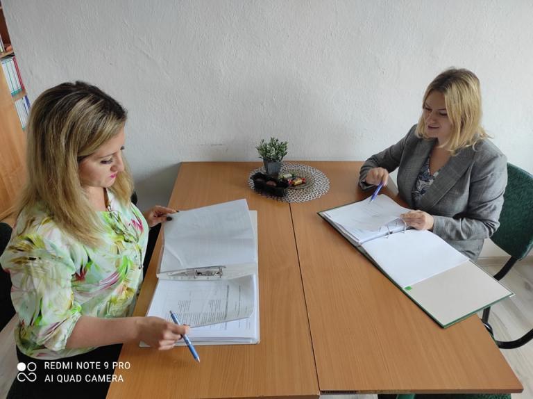 Spotkanie Zespołu Wsparcia w Nowym Dworze Gdańskim