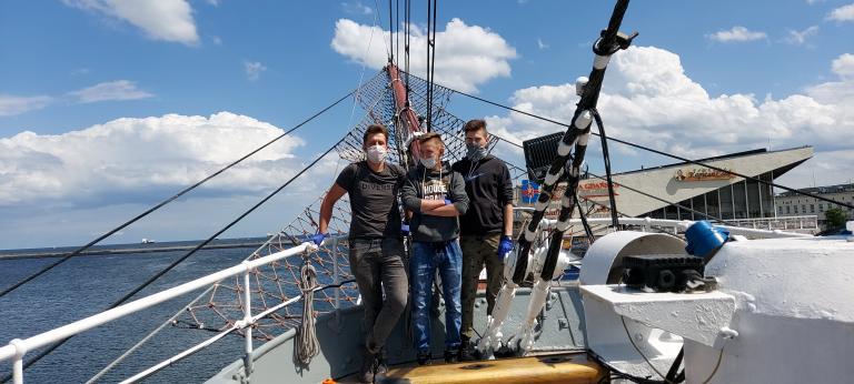 Wycieczka do Gdyni