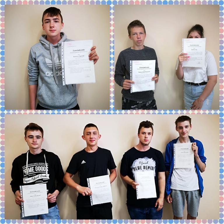 Egzamin sprawdzający w OSiW Tczew