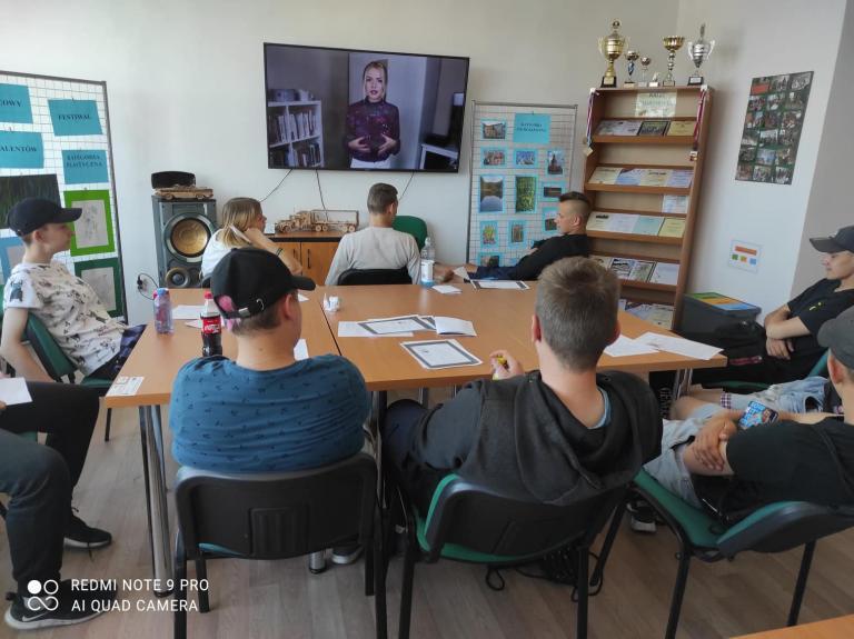 Bezpieczne wakacje w 11-5 Hufcu Pracy w Lęborku