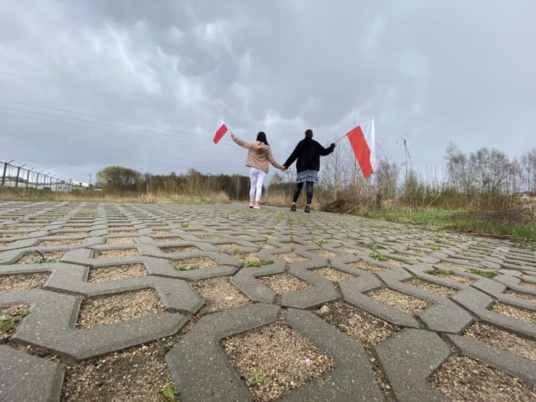"""""""Polska flaga w obiektywie"""""""