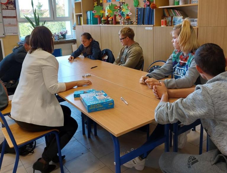 Rozmowa o emocjach w Malborku