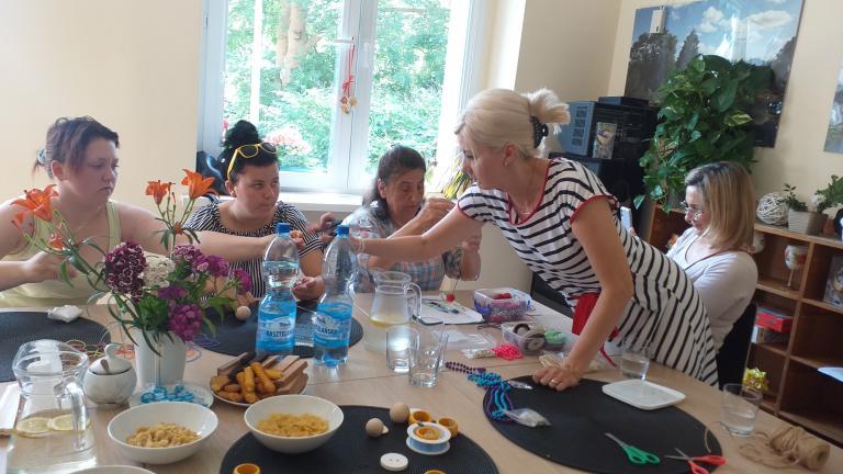 Kreatywni w Żuławskim Klubie Seniora