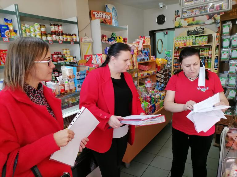 11-19 Hufiec Pracy w Słupsku podczas wizyt monitorujących