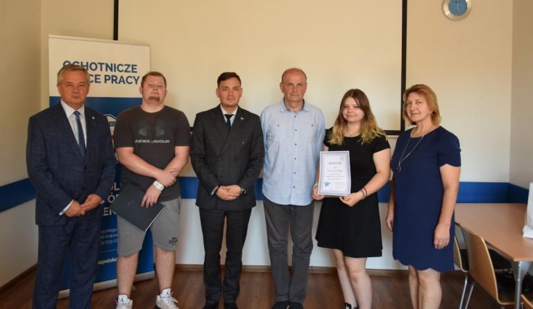 Nagrodzeni z Małopolskiej WK OHP