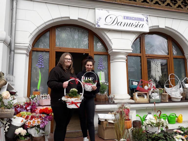 Warsztaty florystyczne w Bytowie