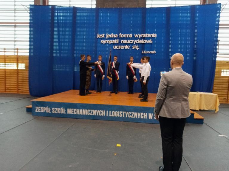 Dzień Edukacji Narodowej w 11-23 Hufcu Pracy w Słupsku