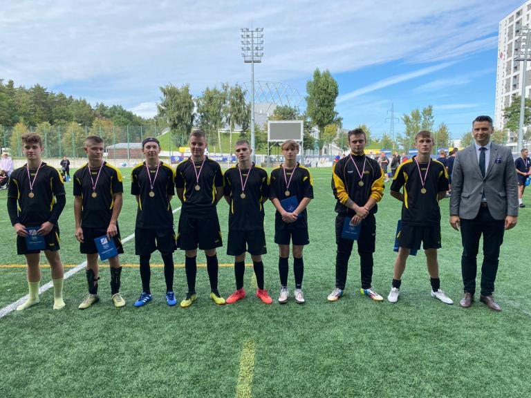 Wojewódzki Turniej Piłki Nożnej w Gdyni