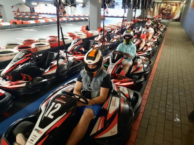 Karting - czyli pierwszy krok do Formuły 1
