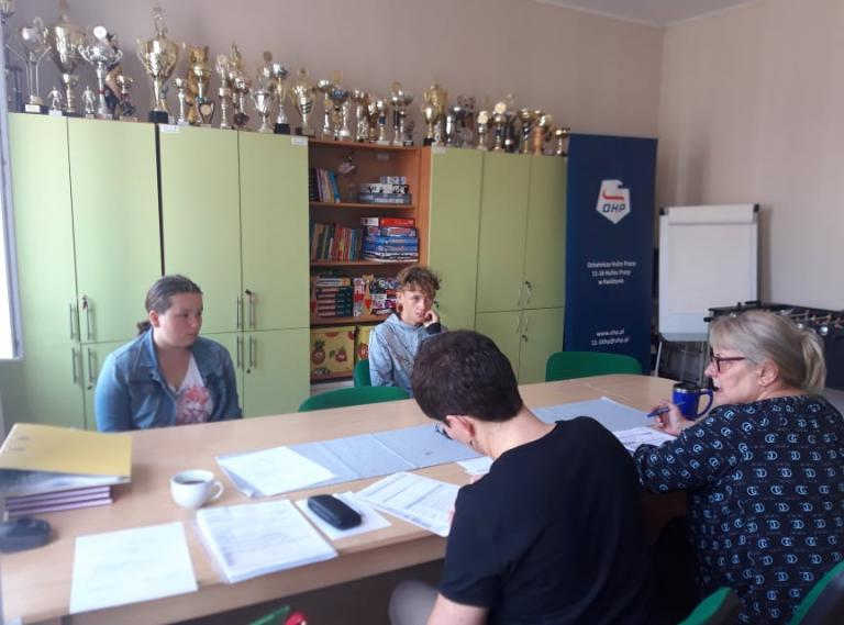 Zajęcia z Doradcą Zawodowym w Kwidzynie