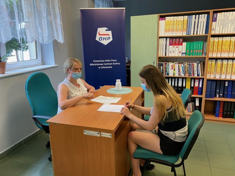 Rekrutacja na nowy rok szkolny 2021/2022 w Młodzieżowym Centrum Kariery w Człuchowie