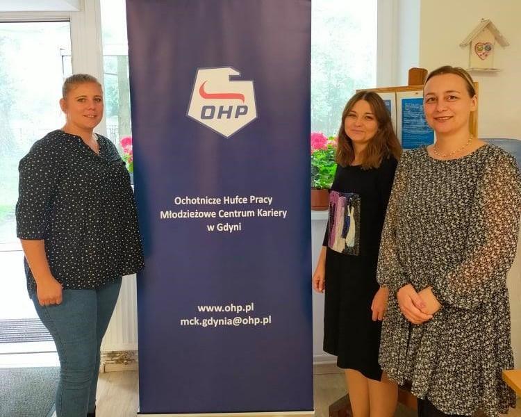 Współpraca z Miejskim Ośrodkiem Pomocy Społecznej w Gdyni