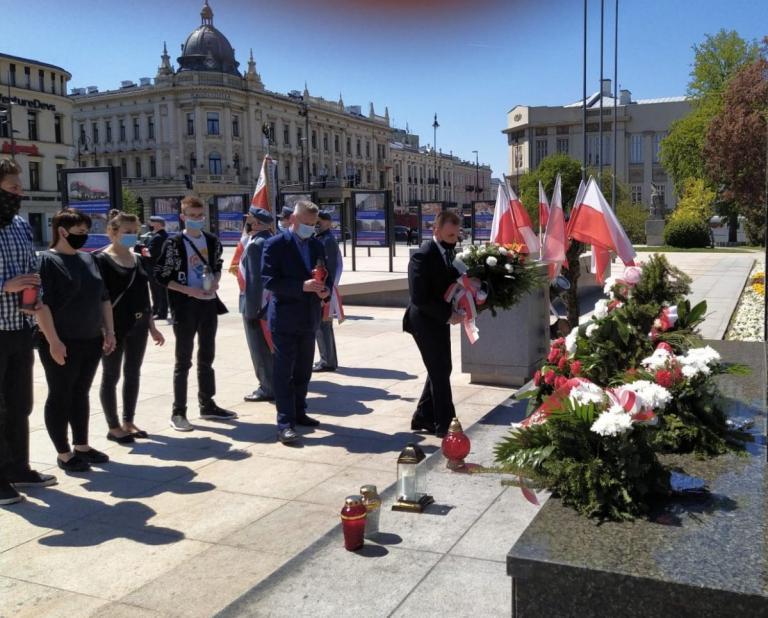 Uroczystości rocznicowe śmierci Marszałka Józefa Piłsudskiego