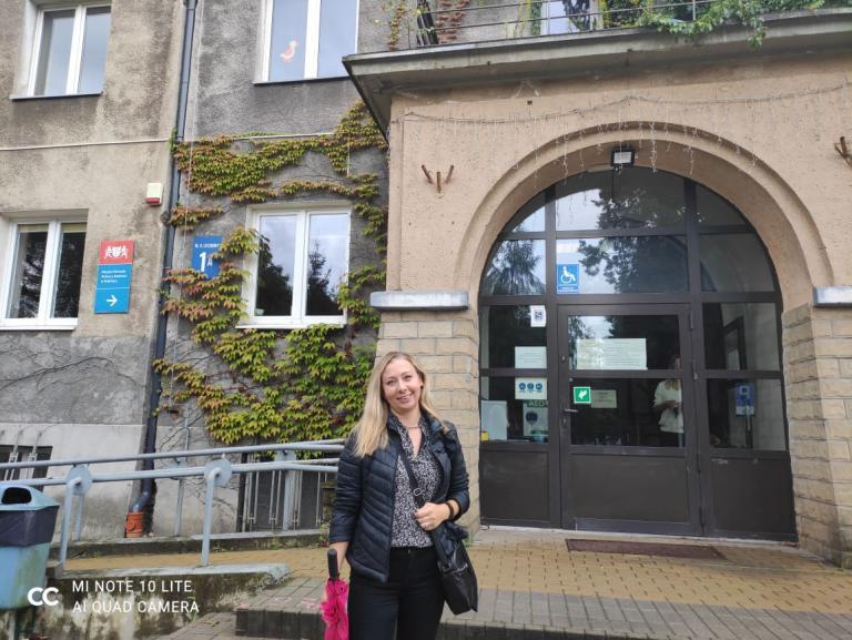 Wizyta w Miejskim Ośrodku Pomocy Rodzinie w Gdańsku
