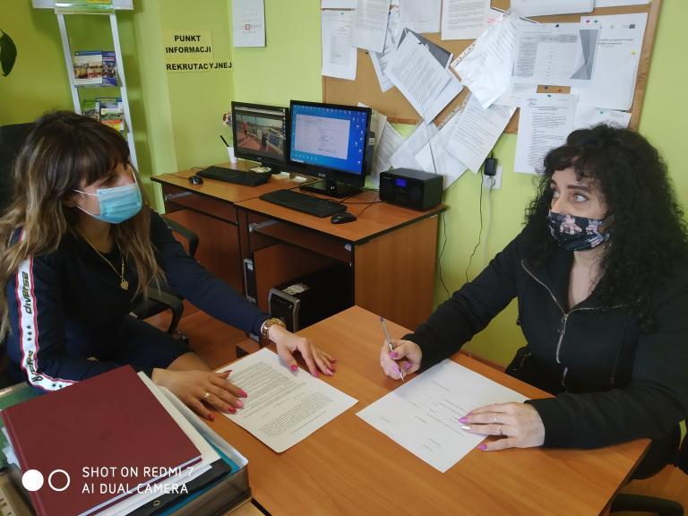 Akcja Rekrutacyjna w 11-19 Hufcu Pracy w Słupsku