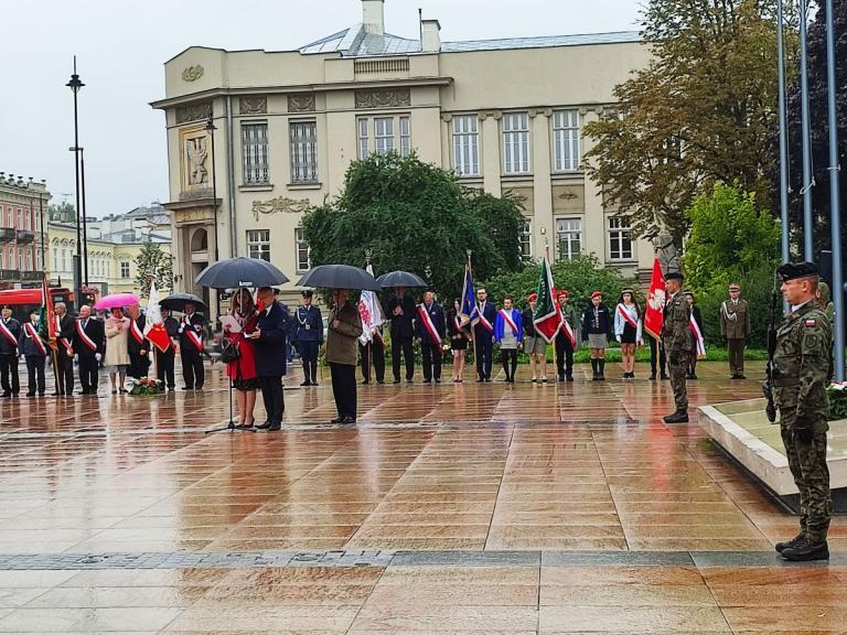 Obchody 82. rocznicy wybuchu II wojny światowej w województwie lubelskim