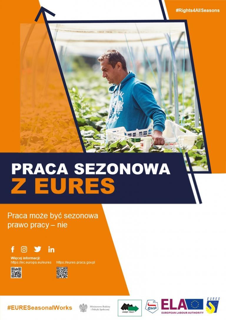 Kampania Europejskiego Urzędu ds. Pracy – Praca sezonowa