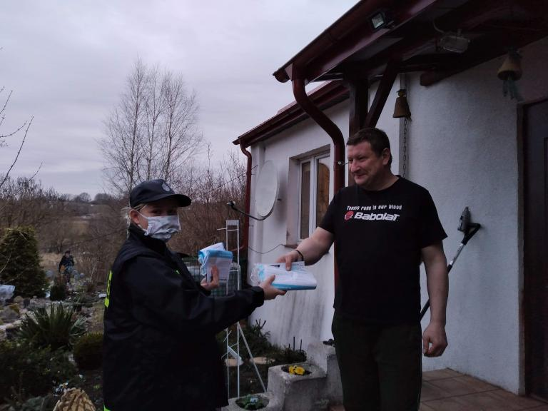 Postawa wolontarystyczna uczestniczki 11-19 Hufca Pracy w Słupsku