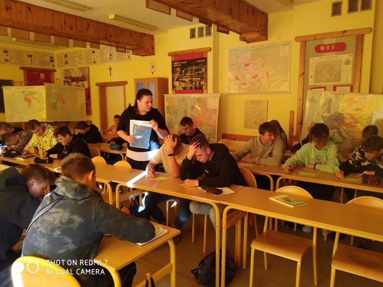 Realizacja programu lokalnego w 11-19 Hufcu Pracy w Słupsku