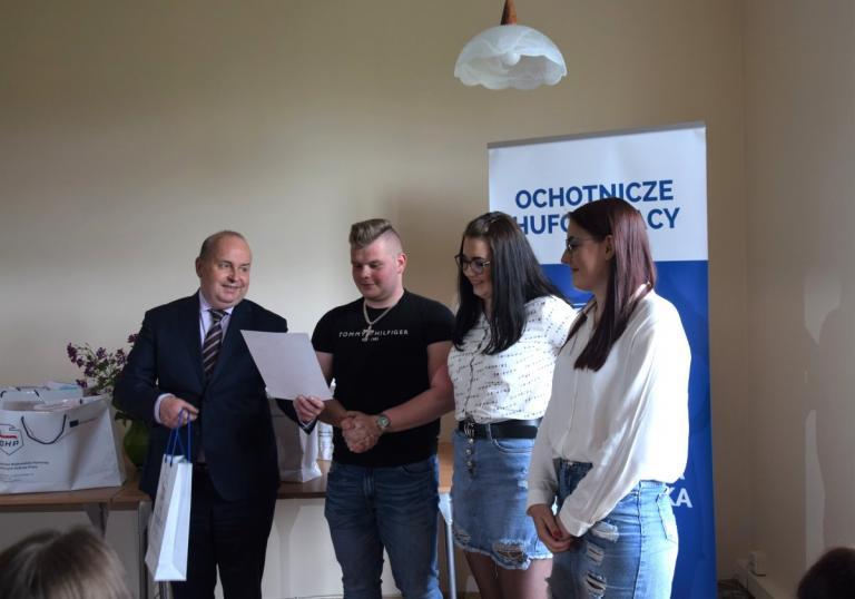 Kraków: Nagrody w konkursach