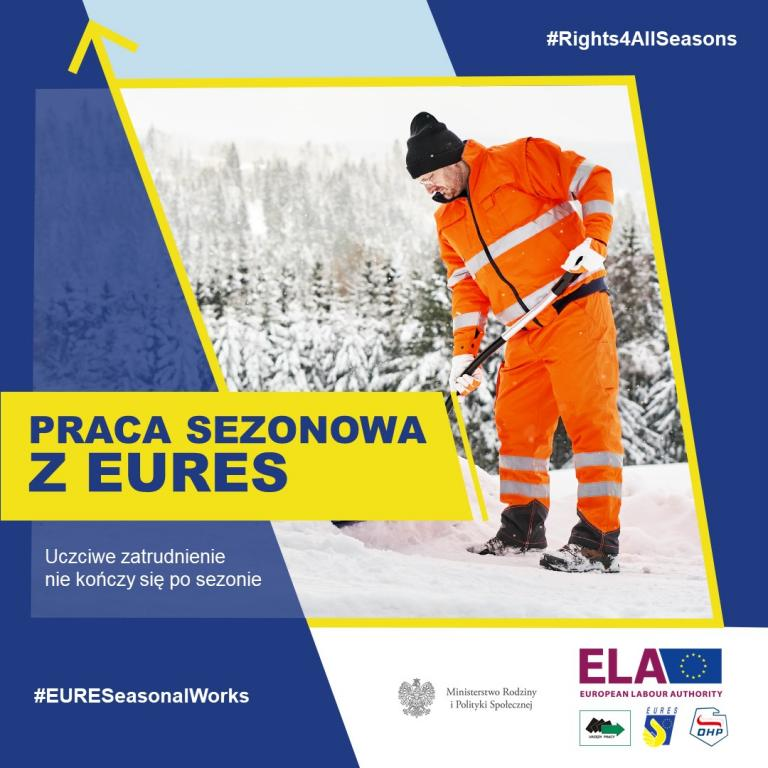 Praca sezonowa w UE i EFTA