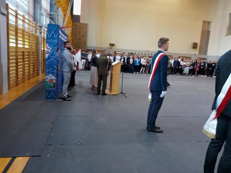 11-23 Hufiec Pracy w Słupsku rozpoczyna nowy rok szkolny 2021/2022