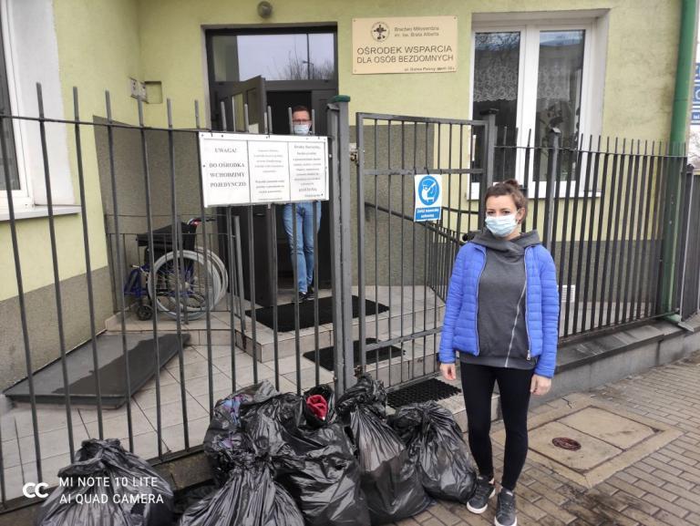 Pomagają w Lublinie