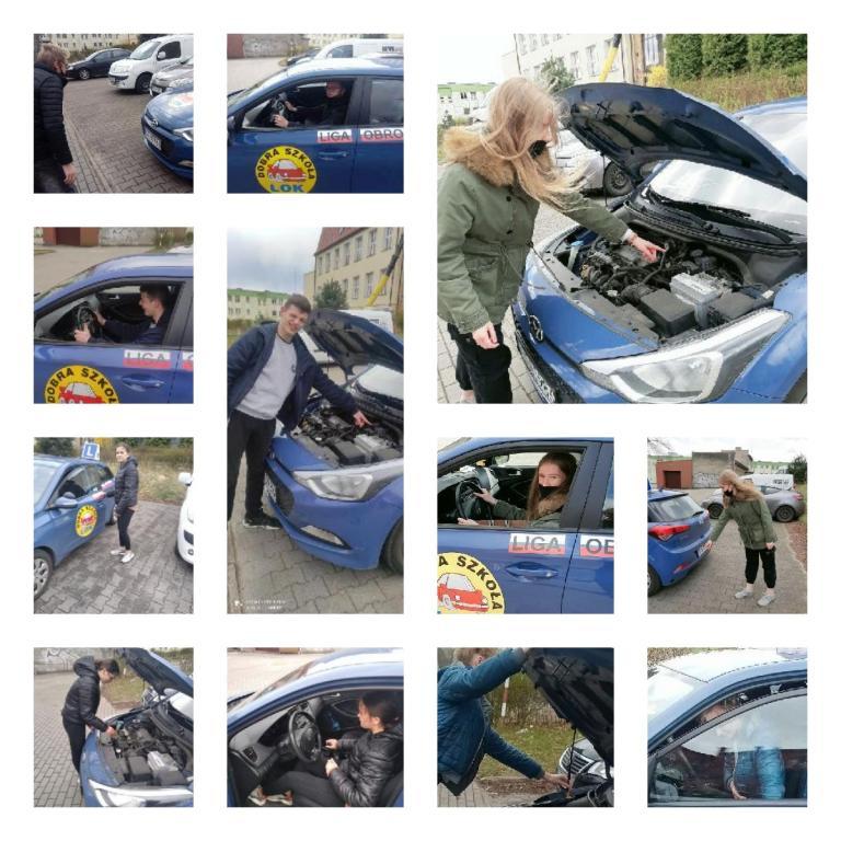 W Bytowie rozpoczęła się część praktyczna kursu na prawo jazdy kat. B