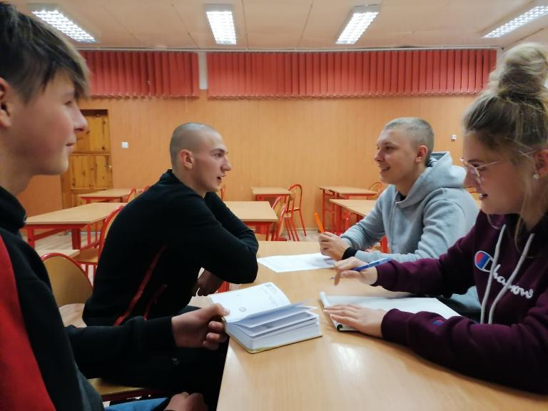 Samorządność w 11-23 Hufcu Pracy w Słupsku