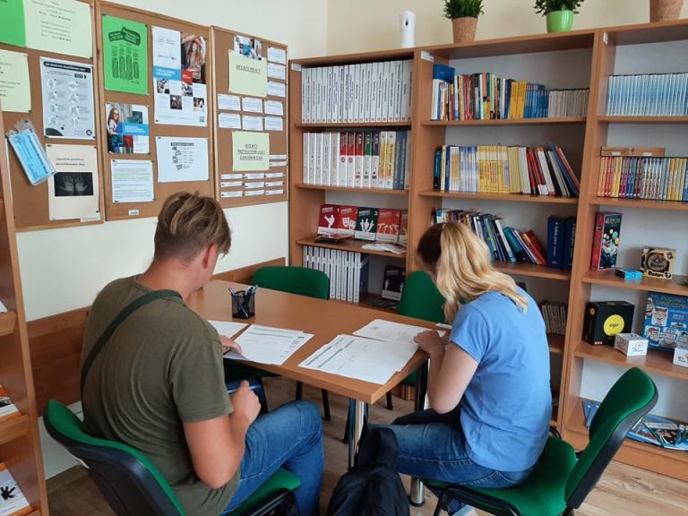 Konsultacje z pośrednikiem pracy w Kwidzynie