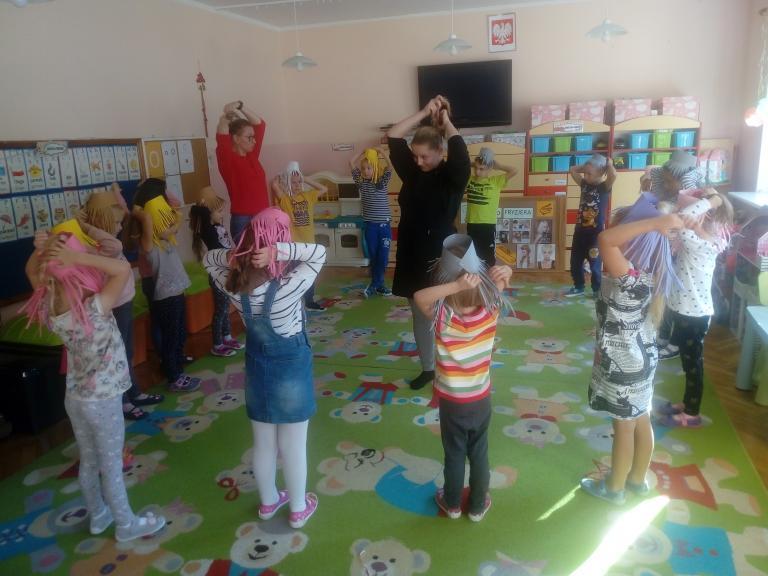 11-19 Hufiec Pracy w Słupsku prezentuje zawody przedszkolakom