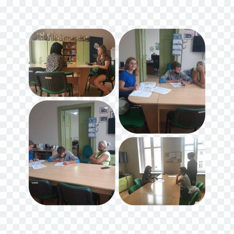 Akcja rekrutacja i doradztwo zawodowe w 11-16 Hufcu Pracy w Kwidzynie