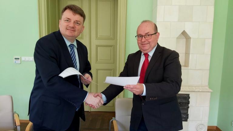 Porozumienie z Akademią Ignatianum w Krakowie podpisane